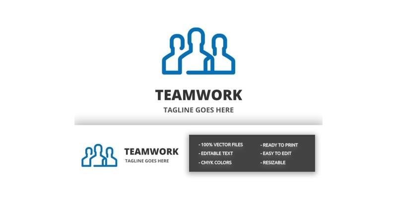 Pro Team Work Logo