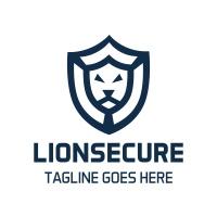 Lion Secure Tech Logo