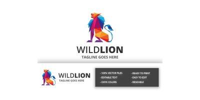 Wild Lion Logo