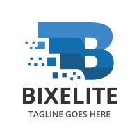Bixelite Letter B Logo