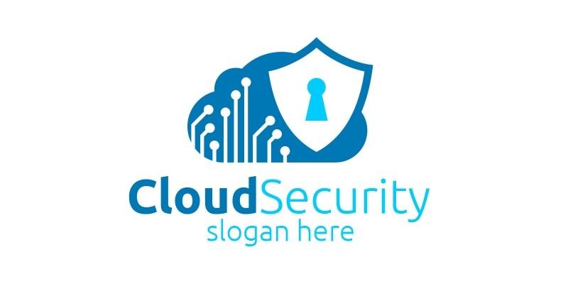 Digital Cloud Security Logo
