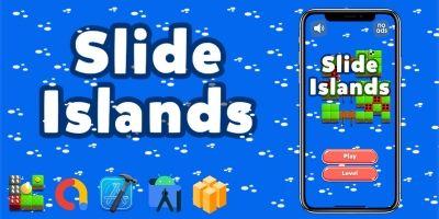Slide Islands - Buildbox Template