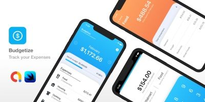 Budgetize - Expense Tracker SwiftUI