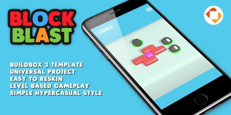 Block Blast - Buildbox 3 Template