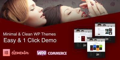 Talent Pro WordPress Theme