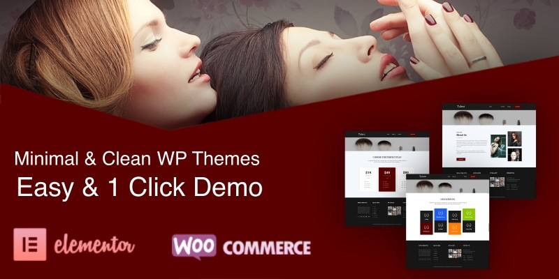 Talent Pro WordPress Theme