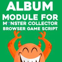 Module Album For Monster Collector Script