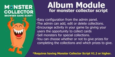 Module Album For Monster Collector Script