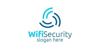 Data Wifi Security Logo