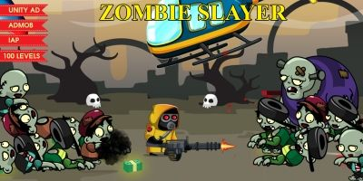 Zombie Slayer - Complete Unity Project