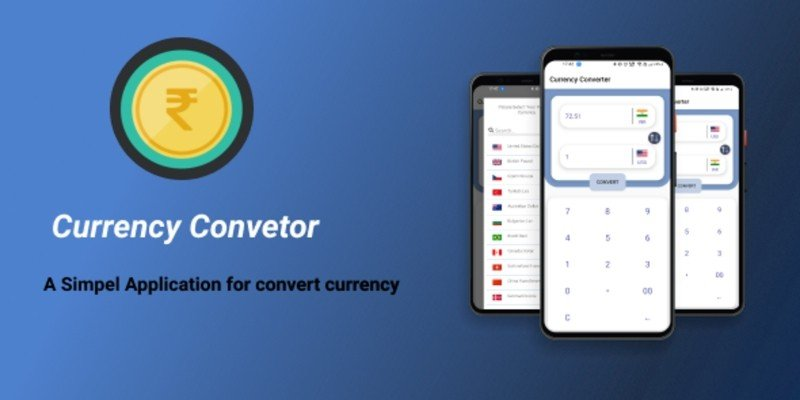 Currency Convert - Android Source Code