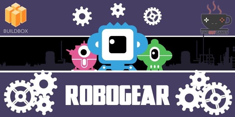 Robogear - Full Premium Buildbox Game