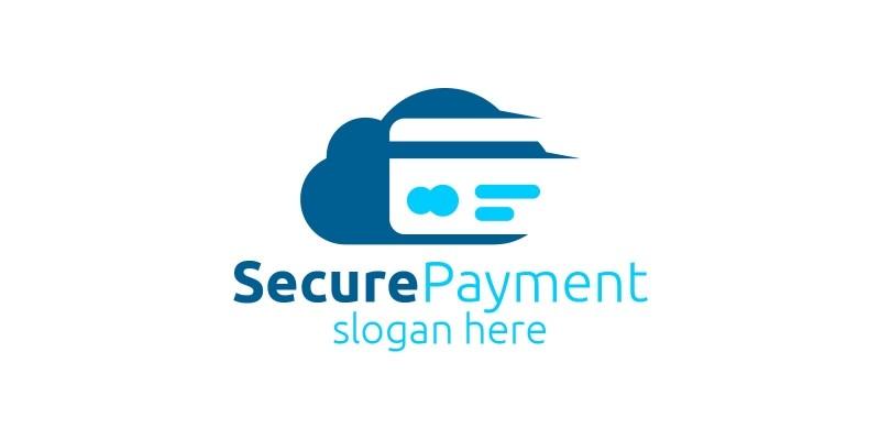 Cloud Online Secure Payment Logo