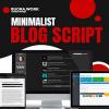 advanced-minimalist-personal-blog-script
