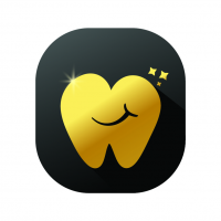 Golden Tooth  Logo