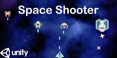 Space Shooter - Unity Template