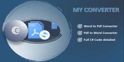 MyConverter C# Source Code