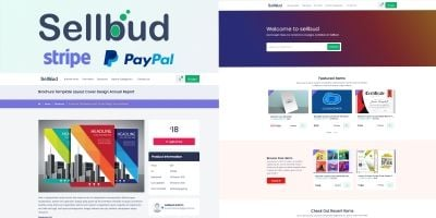 Sellbud - Single Vendor Marketplace