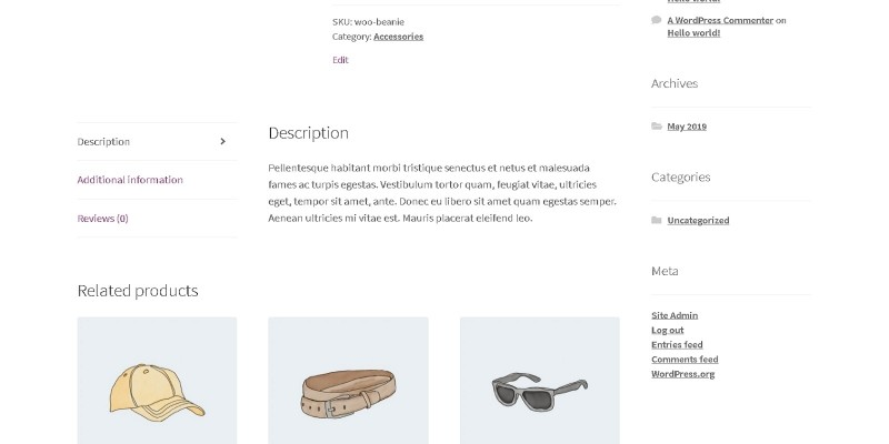 Remove Related Products From WooCommerce