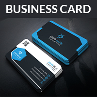 Corporate And Colorful Business Card
