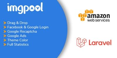 Imgpool - Upload And Share Images Platform