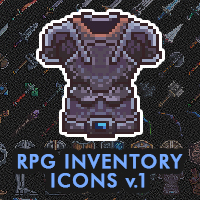 RPG Inventory Icons