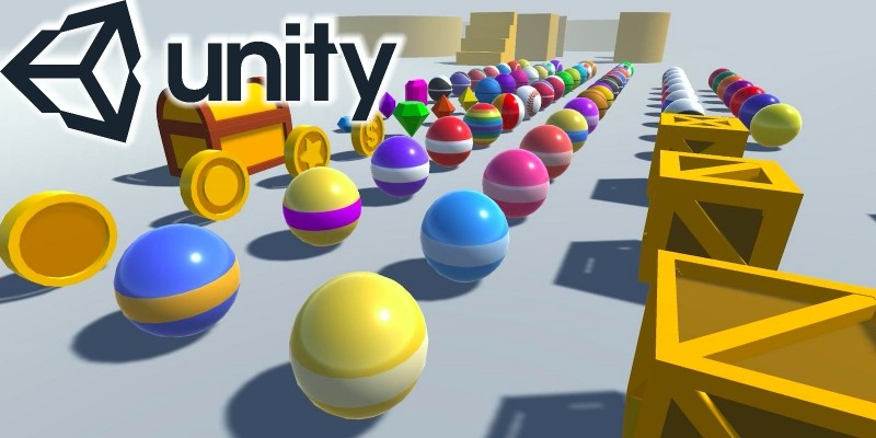 120 Hyper Casual Props Prototype Pack For Unity