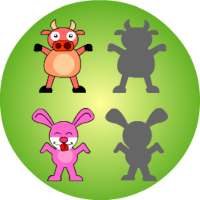 Edukida - Happy Animals Shapes Unity Kids Game