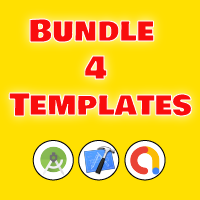 Bundle 4 Templates Buildbox