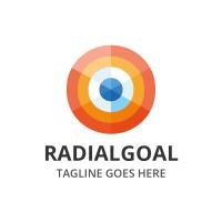 Radial Goal Logo