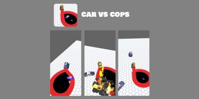 Car vs Cops - Unity Source Code