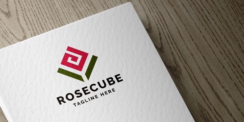 Rose Cube Logo