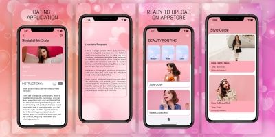 Lovely Dating - Full iOS Application