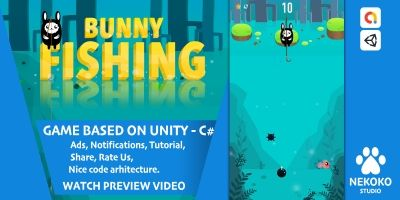 Bunny Fishing - Unity Project