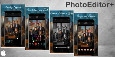 Photo Editor For iOS