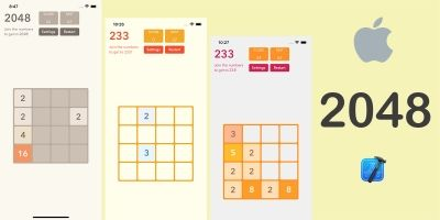 Board Game Like 2048 For iOS