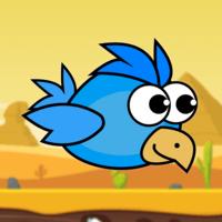 Blue Bird - Buildbox Template