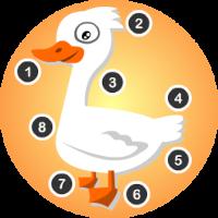 Edukida - Point to Point Birds Unity Kids Game