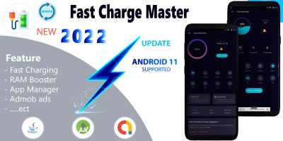 Fast Charging Master - Full Android Source Code