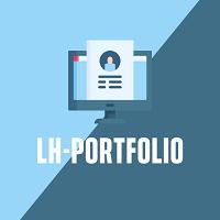 Lhportfolio - Portfolio CMS