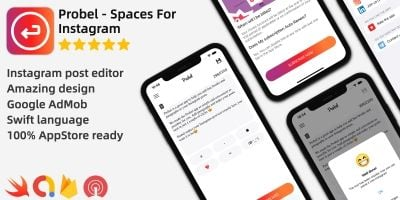 Probel - Line Spaces For Instagram iOS App