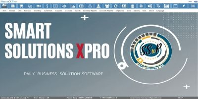 Smart Account SSxPro ERP And Billing Source Code
