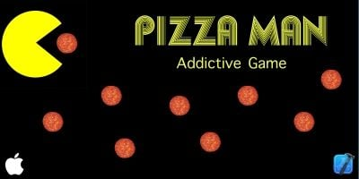 PizzaMan Game - Source Code iOS