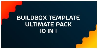 Buildbox Games Pack 10 IN 1