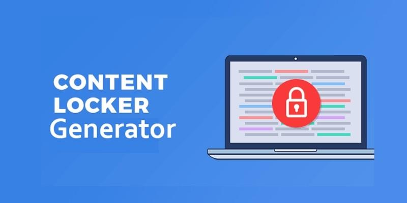 Facebook Content Locker Generator - Source Code