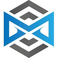 Hexa Letter M Logo