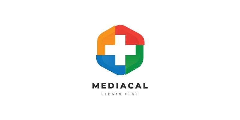Medical Plus  Logo Template