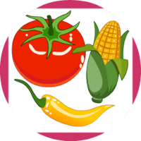 Edukida - Match Vegetables Unity Kids Game