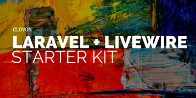 Laravel And Livewire Starter Kit