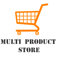 Multi Cart Ecommerce Website with Stripe PayPal